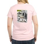 LEGENDARY SURFERS Vol. 1 Women's Pink T-Shirt