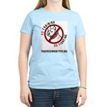 No Chains No Fights Women's Light T-Shirt