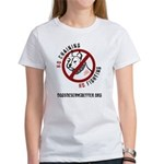 No Chains No Fights Women's T-Shirt