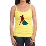 Flag Girl Ladies Top