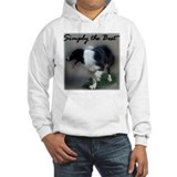 "Border Collie ""Simpy the Best"" Hoodie"