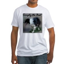"Border Collie ""Simpy the Best"" Shirt"