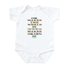 Fuel & Beer Infant Bodysuit