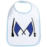 Guard Trio Bib