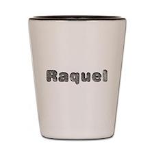 Raquel Wolf Shot Glass
