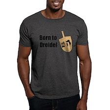 Born to Dreidel T-Shirt