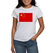 Chinese Flag Tee