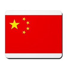Chinese Flag Mousepad