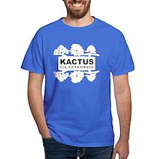 Kactus tree square copy white T-Shirt