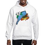 Connecticut Hooded Sweatshirt