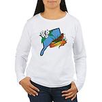 Connecticut Women's Long Sleeve T-Shirt