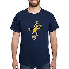 Frog Petroglyph T-Shirt