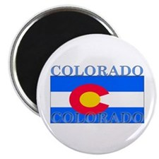 "Colorado State Flag 2.25"" Magnet (10 pack)"