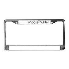 Cool Moo License Plate Frame