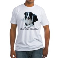 Classic Border Collie Lying Shirt