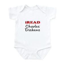 iREAD Charles Dickens Infant Bodysuit