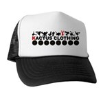 Trucker Hat kactus breakers