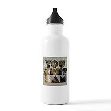 The Mentalist Water Bottle