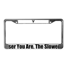 Church of MOO License Plate Frame