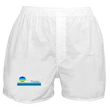 Nickie Boxer Shorts