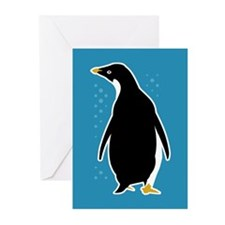 Proud Penguin Greeting Cards (Pk of 20)