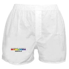ASHEVILLE - Celebrate Diversi Boxer Shorts