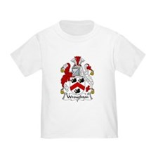 Wroughton Family Crest T