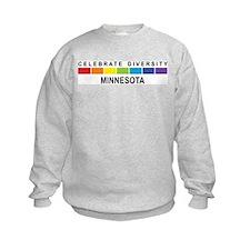 MINNESOTA - Celebrate Diversi Sweatshirt