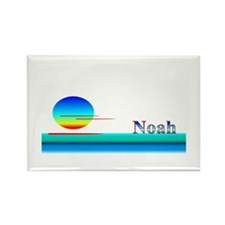 Noah Rectangle Magnet (10 pack)
