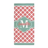 Monogrammed beach towels Home Accessories