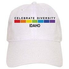 IDAHO - Celebrate Diversity Baseball Cap
