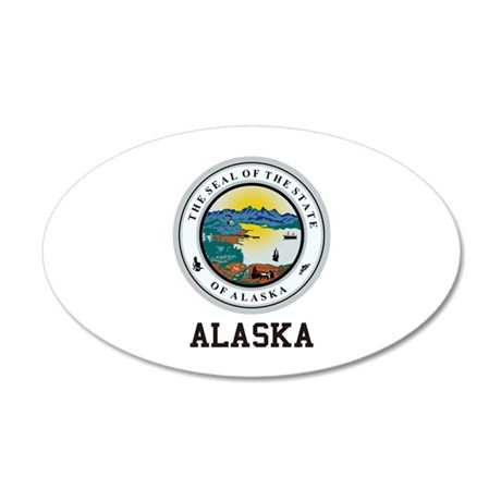 Alaska Wall Decal