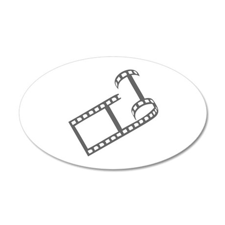 movies film 77-Sev gray Wall Decal