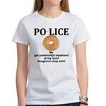 My Police thingy Women's T-Shirt