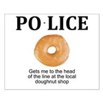 My Police thingy Small Poster