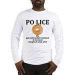 My Police thingy Long Sleeve T-Shirt