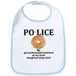 My Police thingy Bib