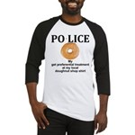 My Police thingy Baseball Jersey