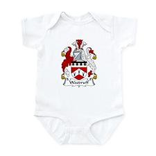 Woodruff Family Crest Infant Bodysuit