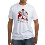 Wolseley Family Crest  Fitted T-Shirt
