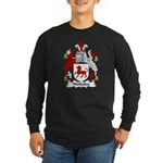 Wolseley Family Crest Long Sleeve Dark T-Shirt