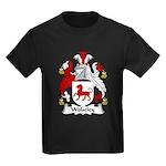 Wolseley Family Crest Kids Dark T-Shirt