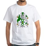 Wolley Family Crest White T-Shirt