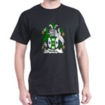 Wolley Family Crest Dark T-Shirt