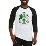 Wolley Family Crest Baseball Jersey