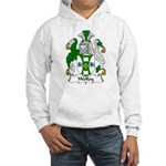 Wolley Family Crest Hooded Sweatshirt