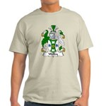 Wolley Family Crest Light T-Shirt