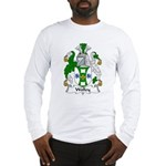 Wolley Family Crest Long Sleeve T-Shirt