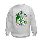 Wolley Family Crest Kids Sweatshirt
