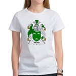 Witts Family Crest Women's T-Shirt